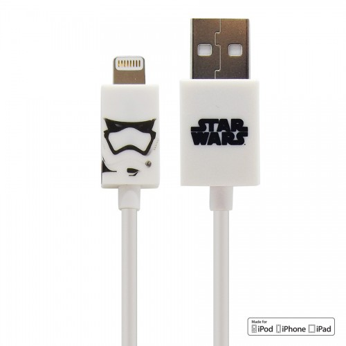 Cabo MFI Star Wars™ Storm Trooper