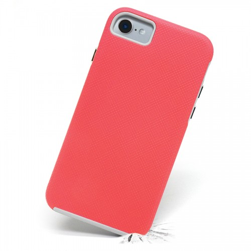 Case Antichoque Strong Duall Coral para iPhone 7