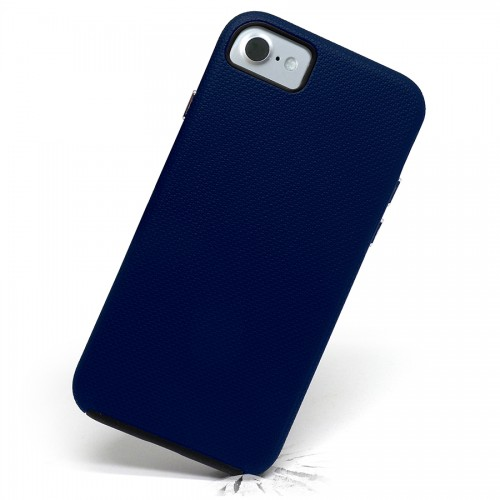 Case Antichoque Strong Duall Midnight Blue para iPhone 7