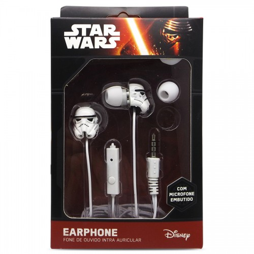 Earphone Star Wars Storm Trooper